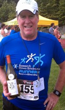 Bob_25K_Aug 2014_post race