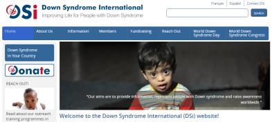 DSi Webpage