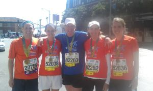 Team Schoen_SF Half_2013